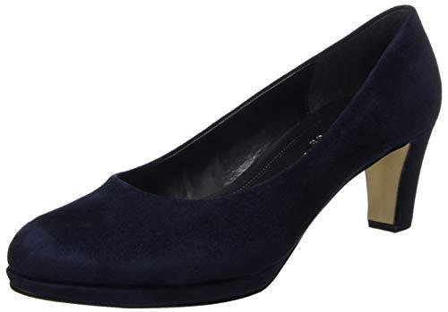 Gabor Shoes Damen Fashion Pumps, Blau (River 46), 38 EU