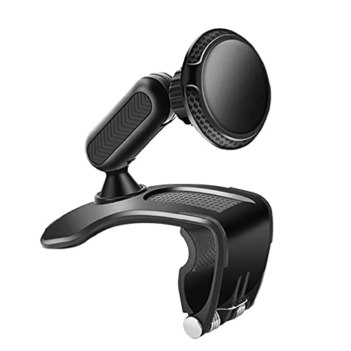 ZOUD Soporte giratorio para teléfono móvil con clip en la cuna para 11/12 Pro Max XS Max XR 8, etc