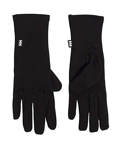 Helly Hansen HH Warm Liner Gloves, Unisex Adulto, Negro, L