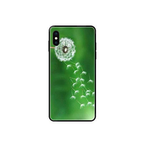 Diente de león imagen claro Enfant negro suave superior detallada popular caso para iPhone 11 12 Pro 5 5S SE 5C 6 6S 7 8 X XR XS Plus Max-image 3-iPhone 11 Pro