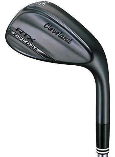 クリーブランドゴルフ(Cleveland Golf) ウエッジ RTX ZIPCORE ブラックサテン 52(Mid)10 N.S.PRO 950GH スチールシャフト メンズ 右利き ロフト角:52度 フレックス:S