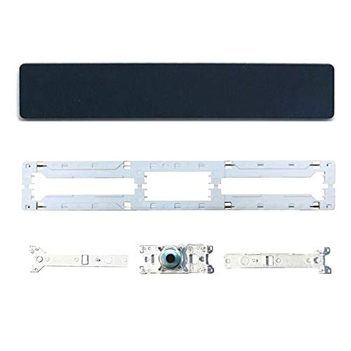 Replacement Spacebar Key Cap and Hinge and Base Gasket for MacBook Pro Retina 13' / 15' A1706 A1707 A1708 2016-2017 Year Keyboard Space Bar Key Cap