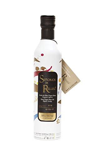 Señorios De Relleu Aceite De Oliva Virgen Extra Coupage MEDIUM 500 ml