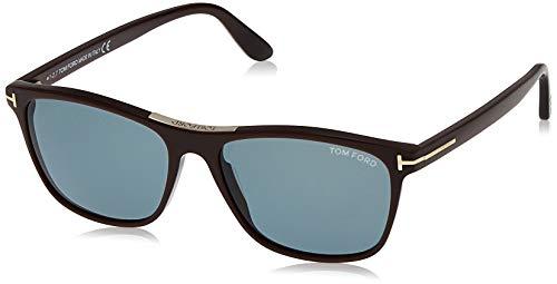 Tom Ford FT0629 48V 56 Monturas de gafas, Marrón (Marron Oscuro LucBlu), 56.0 Unisex Adulto