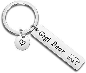 Infinity Collection Mimi Keychain Grandma Jewelry Makes Great Grandm MIMI Gift