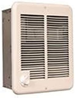 Q-Marley Engineered Products CZ1512T Q-Mark Residential Fan Forced Electric Wall Heater 12.6 Amp, 1