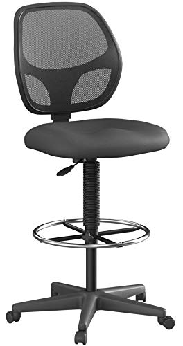 Office Star Deluxe Mesh Back Drafting Chair