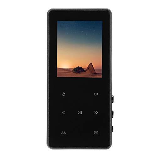 Reproductor de música Reproductor de música MP3 / MP4 Calidad de Sonido sin pérdidas para Estudiantes para Deportes al Aire Libre Función de reproducción de Video incorporada