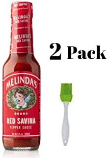 red savina pepper sauce