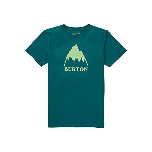 Burton Jungen Classic Mountain High T Shirt, Antique Green, 164 EU