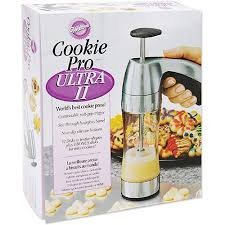 automatic cookie press - 9