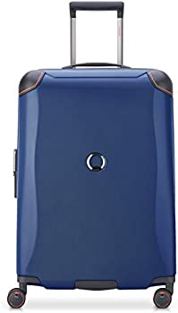 Delsey Paris 24 Inch Cactus Hardside Luggage with Spinner Wheels