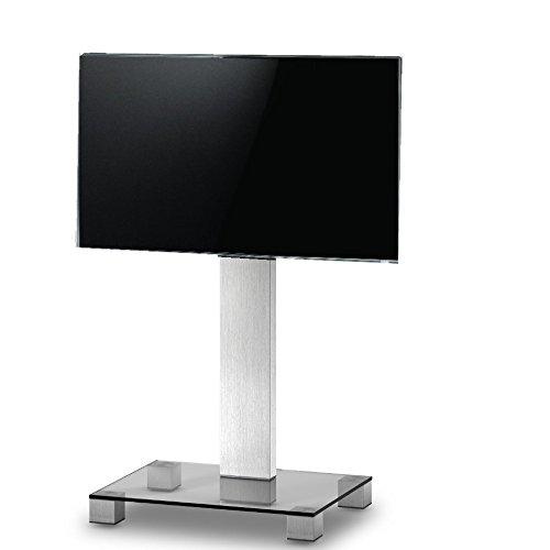 Sonorous PL-2511 TG – Plateau de 89 cm de hauteur pour TV jusqu'à 50\