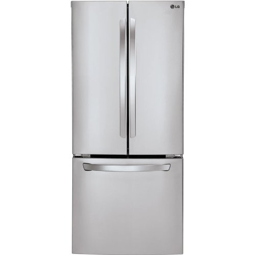 LG LFC22770ST 21.6 Cu. Ft. French Door Refrigerator – Stainless Steel