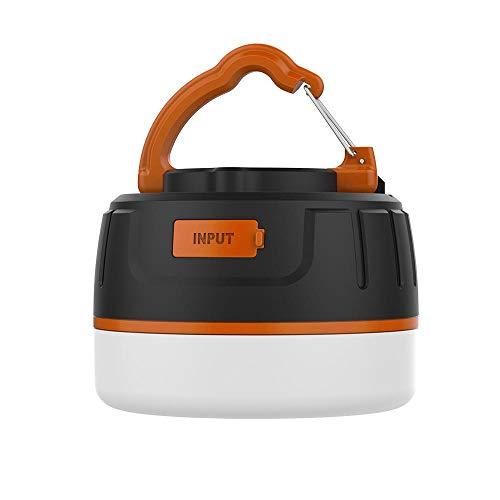 Kremer 56527 Mini campinglamp met USB-powerbank