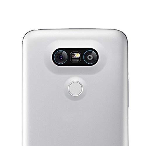 DACHENGJIN Moblie 0.2mm 9H 2.5D Lente de la cámara Trasera Vidrio Templado película For LG G5