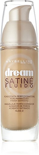 Maybelline New York Dream Satin Liquid Make-up 21, nude