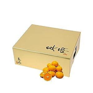 [予約 12月1日-12月25日の納品] ゴールド千両 日の丸みかん 3kg Sサイズ 愛媛県 JAにしうわ 西宇和 みかん 日の丸共選 ギフト 高級みかん 贈答用 箱買い 産地箱