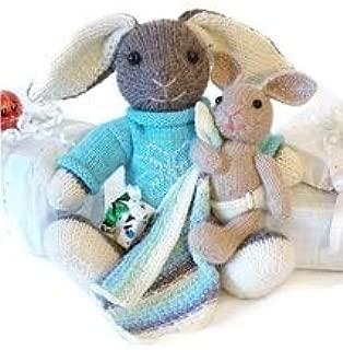 fuzzy mittens festive knits