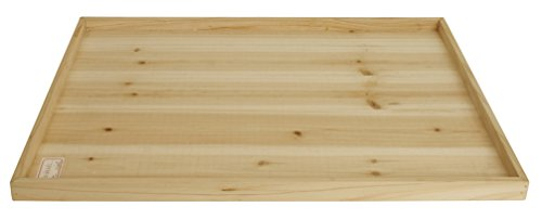 Wald Imports Tablett, Holz, rechteckig, 76,2 cm