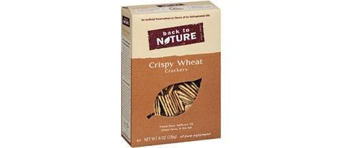 Crackers Max 67% OFF Complete Free Shipping Crispy Wheat 8 Ounces of Case 6