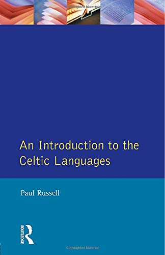 Compare Textbook Prices for An Introduction to the Celtic Languages Longman Linguistics Library 1 Edition ISBN 9780582100817 by Russell, Paul