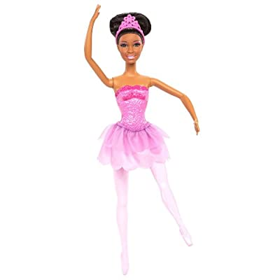 Barbie in the Pink Shoes African American Ballerina Doll