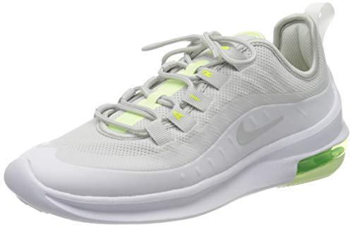 Nike Air MAX Axis, Zapatillas Mujer, Muticolor (Polvo de fotones/Gris Oscuro Humo Equipo Naranja), 38 EU