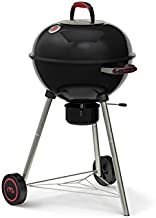 Megamaster 810-0026 Kettle Premium Charcoal Grill, 22