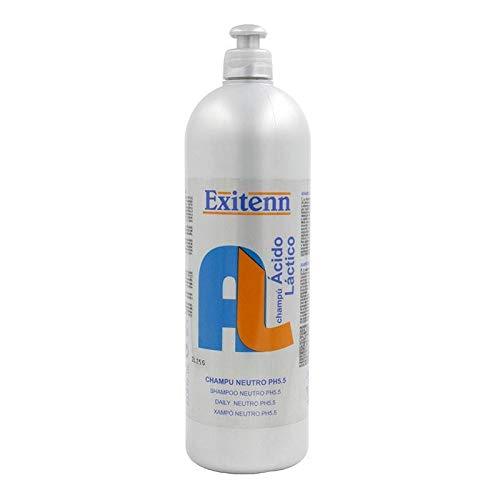 Exitenn Champú Neutro pH 5.5 con Ácido Láctico - 1000 ml