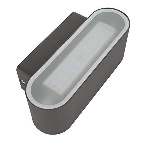 Applique murale Smartwares GWI-002-HS Ivan – LED intégré – Aluminium