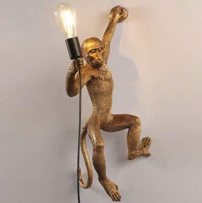 Hars affe lamp moderne kroonluchter decoratie henneptouw kroonluchter loft lamp kroonluchter lamp E27