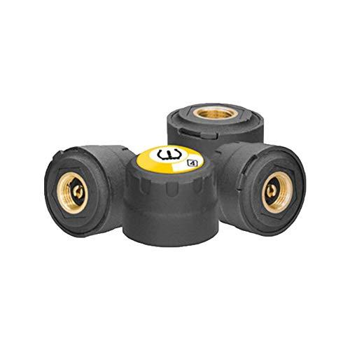 Sistema di monitoraggio della pressione dei pneumatici per auto Sensori di pressione dei pneumatici senza fili per allarme antideflagrante solare Leaftree Monitor della pressione dei pneumatici