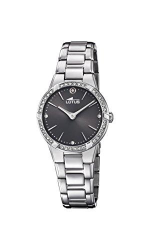 Lotus Watches Reloj Análogo clásico para Mujer de Cuarzo...
