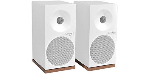 Tangent Spectrum X5 100W Weiß - Lautsprecher (2-Wege, 2.0 Kanäle, Verkabelt, 100 W, 50-20000 Hz, Weiß)