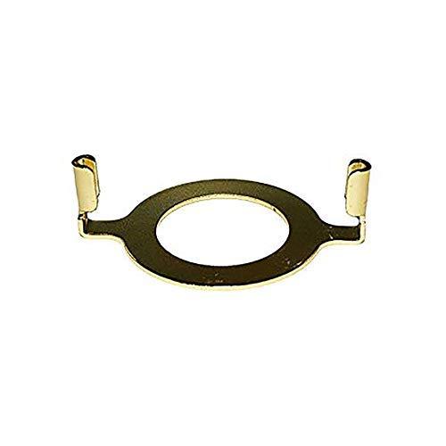 Upgradelights Slip Uno Adapter Harp Converter Lamp Shade Uno Euro Fitter 1 7/16 I.D.