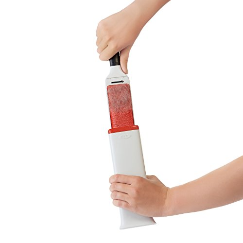 OXO Good Grips FurLifter Pet Hair Remover with Pivoting Handle for Furniture