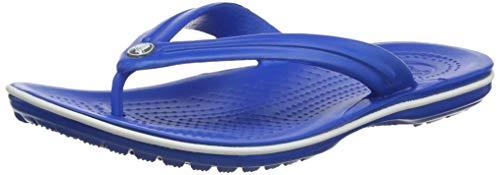 Crocs Crocband Flip, Infradito Unisex – Adulto, Blu, 45-46 EU