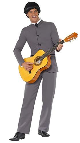 Smiffy's 39353L - Disfraz de Beatles para hombre, talla L