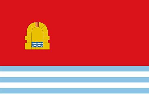 magFlags Bandera XL Laluenga-Huesca   Bandera Paisaje   2.16m²   120x180cm