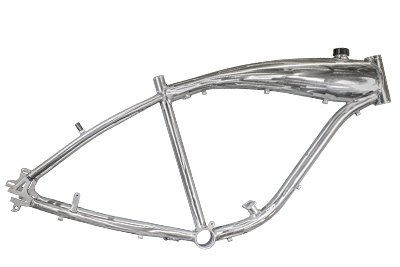 Grubee Skyhawk Aluminum Motorized Bicycle Frame - GTA 150mm - Gas Frame Bike