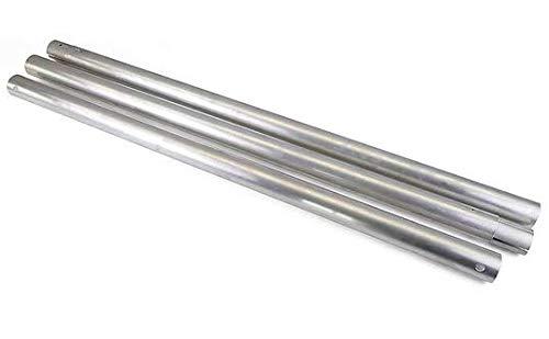Tubo de Aluminio BRESSER BR-ES300 para Fondos de Tela Sueltos - Variable 1m, 2m o 3m