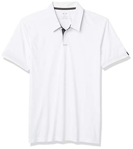 Oakley Men's Divisional Polo, Small, White