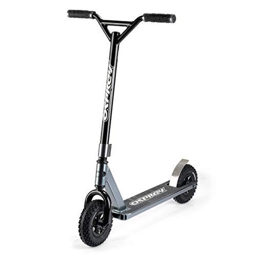 Osprey Off-Road Scooter - Tretroller für Kinder und Erwachsene - Stunt Scooter für alle Terrains und Bodenbeläge - hochwertiger Trick Scooter – sichere, stabile Konstruktion - verschiedene Farben