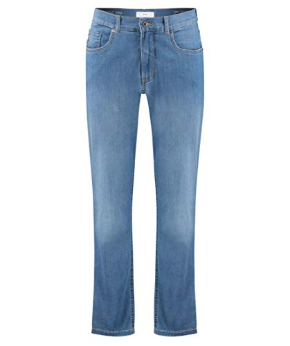 BRAX Herren Jeans Cooper Regular Fit Stoned Blue (81) 34/36