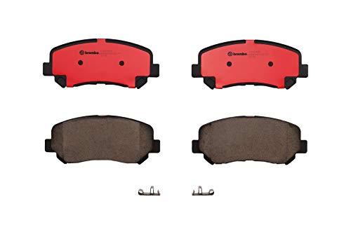 balatas mazda cx 5 2016 fabricante Brembo
