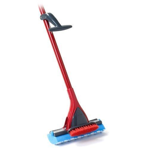 O'cedar BRANDS Power Scrub Roller Mop by O'Cedar Brands
