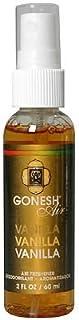 GONESH エアーフレッシュナー ウォーターベース バニラ 60ml