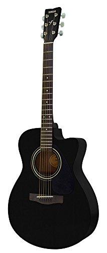 Yamaha FS100C Acoustic Guitar, Black