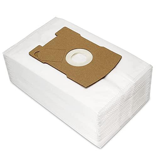 TOPOWN 20 Pezzi Sacchetti per aspirapolvere Sacchetti per la Polvere Sacchetti filtro adatti per Vorwerk kobold VT 260 265 270 300 VT260 VT265 VT270 VT270 VT270 VT300 Microfibra Sacchetti